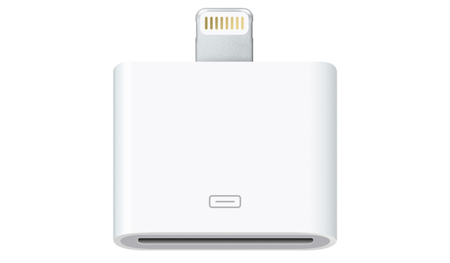 Apple Lightning 30-pin adapter stock press 1024
