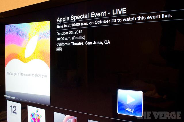 {موضوع موحد} مؤتمر apple  الذي سيعقد اليوم 23 12 ( هل سيعلن عن الايباد ميني)!!!