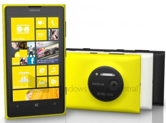 Nokia Lumia 1020-All Specifications Revealed