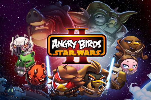 'Angry Birds Star Wars II' will follow the prequel trilogy ...