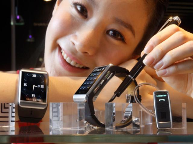 samsung smart watch official