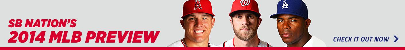 SB Nation 2014 MLB预览