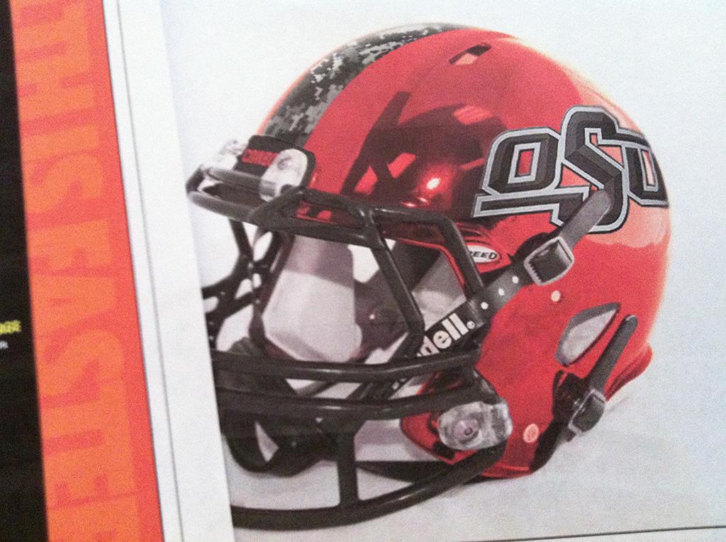 Pubg Mobile Helmet Wallpaper Pubg Pubgwallpapers: Oklahoma State Will Unveil New Uniforms Saturday