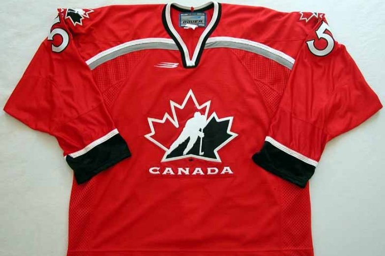 3c5be7d6d4b Team Canada jerseys - Which one was the best  - Eyes On The Prize