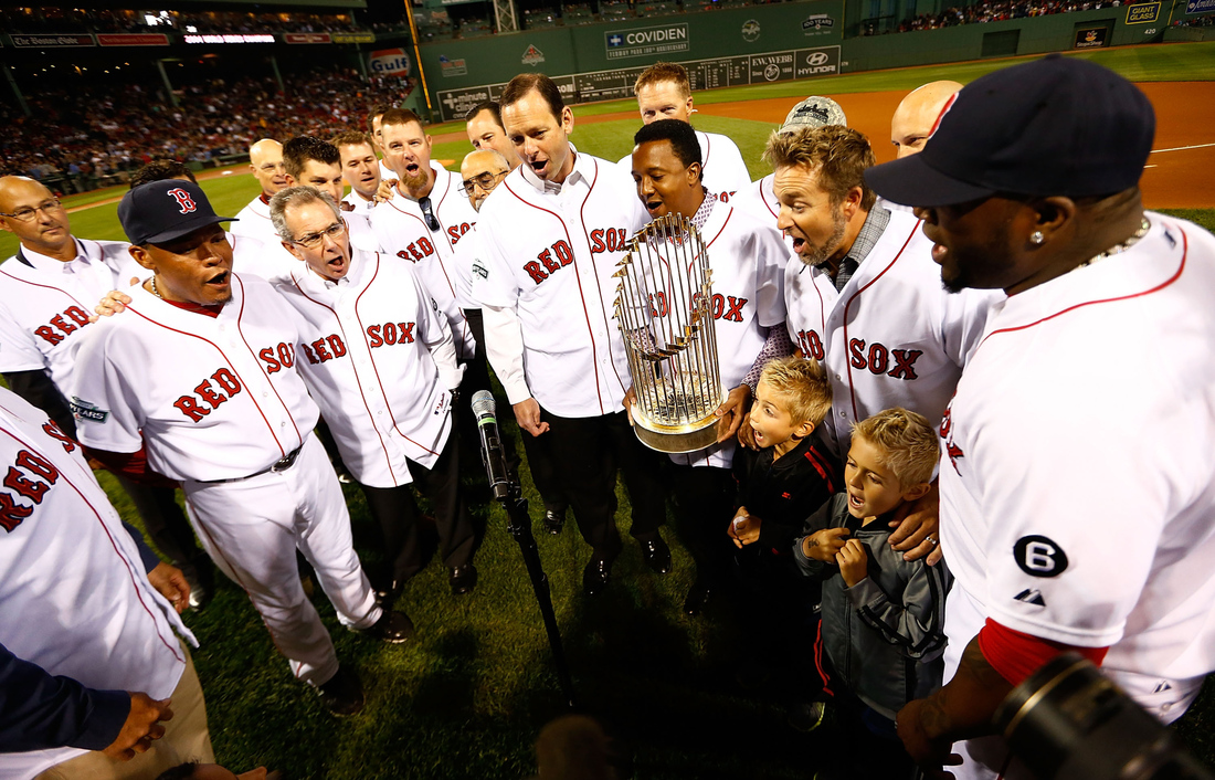 World Series 2013: The history of Red Sox - Cardinals World
