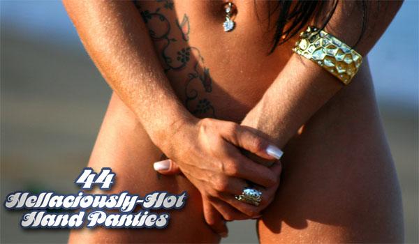 Panties Hand 109