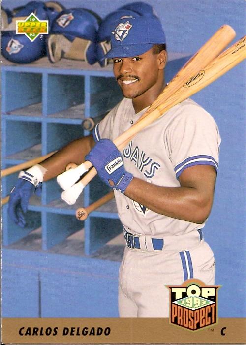 Mets Baseball Card Of The Week 1993 Upper Deck Carlos