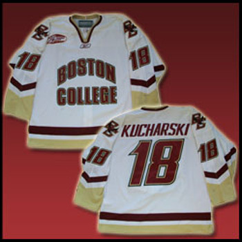 ee0bc0095 Boston College's New Under Armour Home Hockey Jersey - BC Interruption