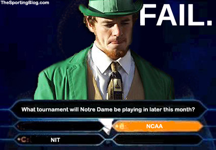 Image result for losers notre dame