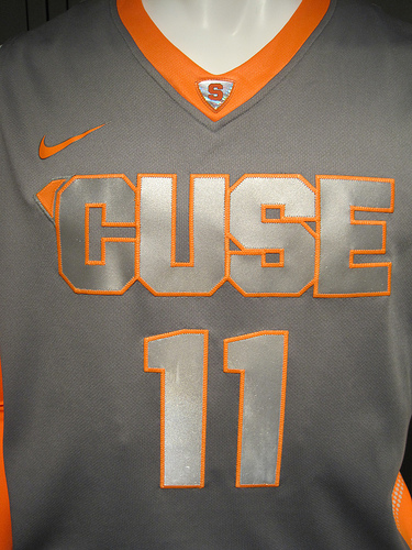 Syracuse Gray Uniforms Style Points