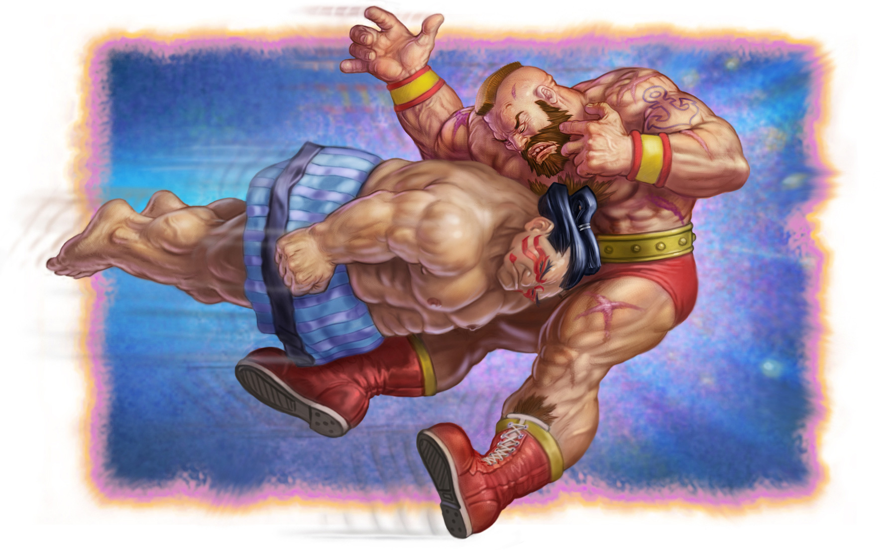 Street Fighter 2 An Oral History Polygon
