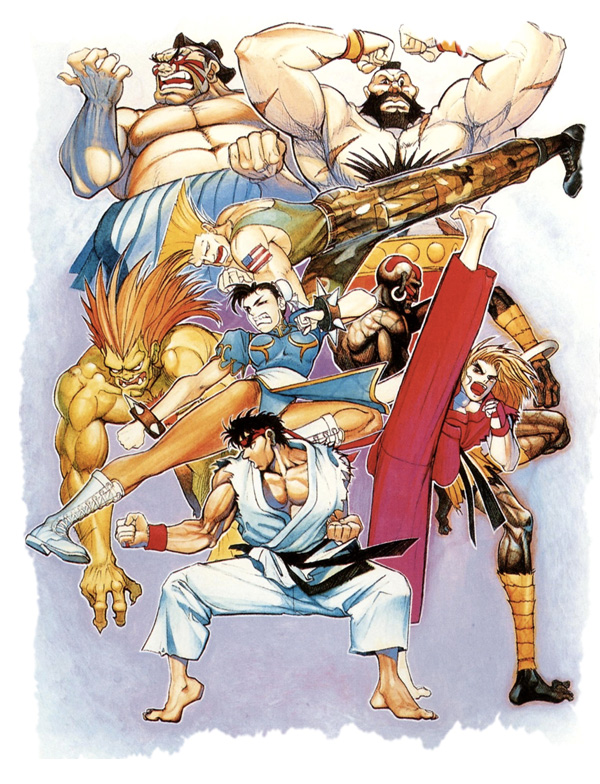 Street Fighter 2: An Oral History | Polygon