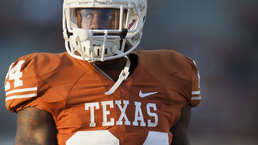 2013 Texas Longhorns Football Uniforms Unveiled - Barking ...