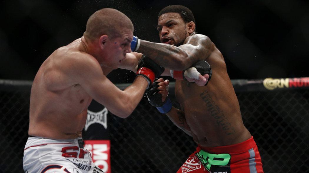 UFC Fight Night 26: Technique Recap - Bloody Elbow
