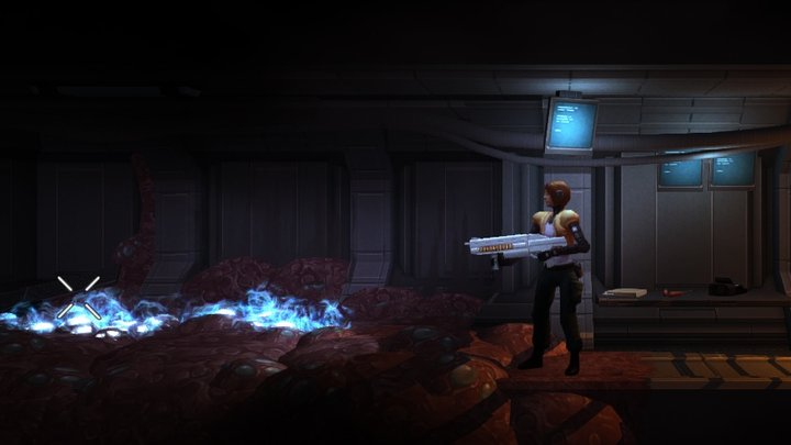 Dark Matter survival horror comes to PC, Mac and Linux
